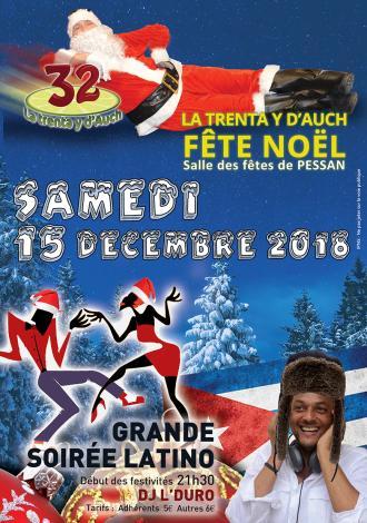 La32 - 15/12/2018 - SOIRÉE
